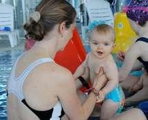 Bébés-nageurs et Jardin aquatique