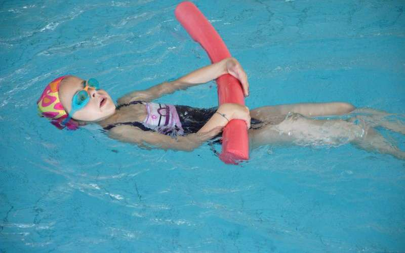 ecole de natation enfants et adultes piscine nayeo